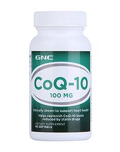 健安喜GNC 辅酶Q10软胶囊100mg60粒