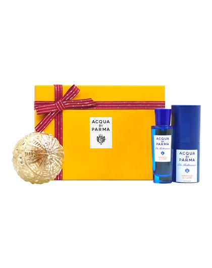 ACQUA DI PARMA Acqua Di Parma 帕尔玛之水 蓝色地中海节日礼盒(香橙) 女士香水