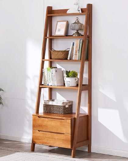 全实木斗柜简约带置物斗橱现代收纳储物客厅柜子家具多用储物柜