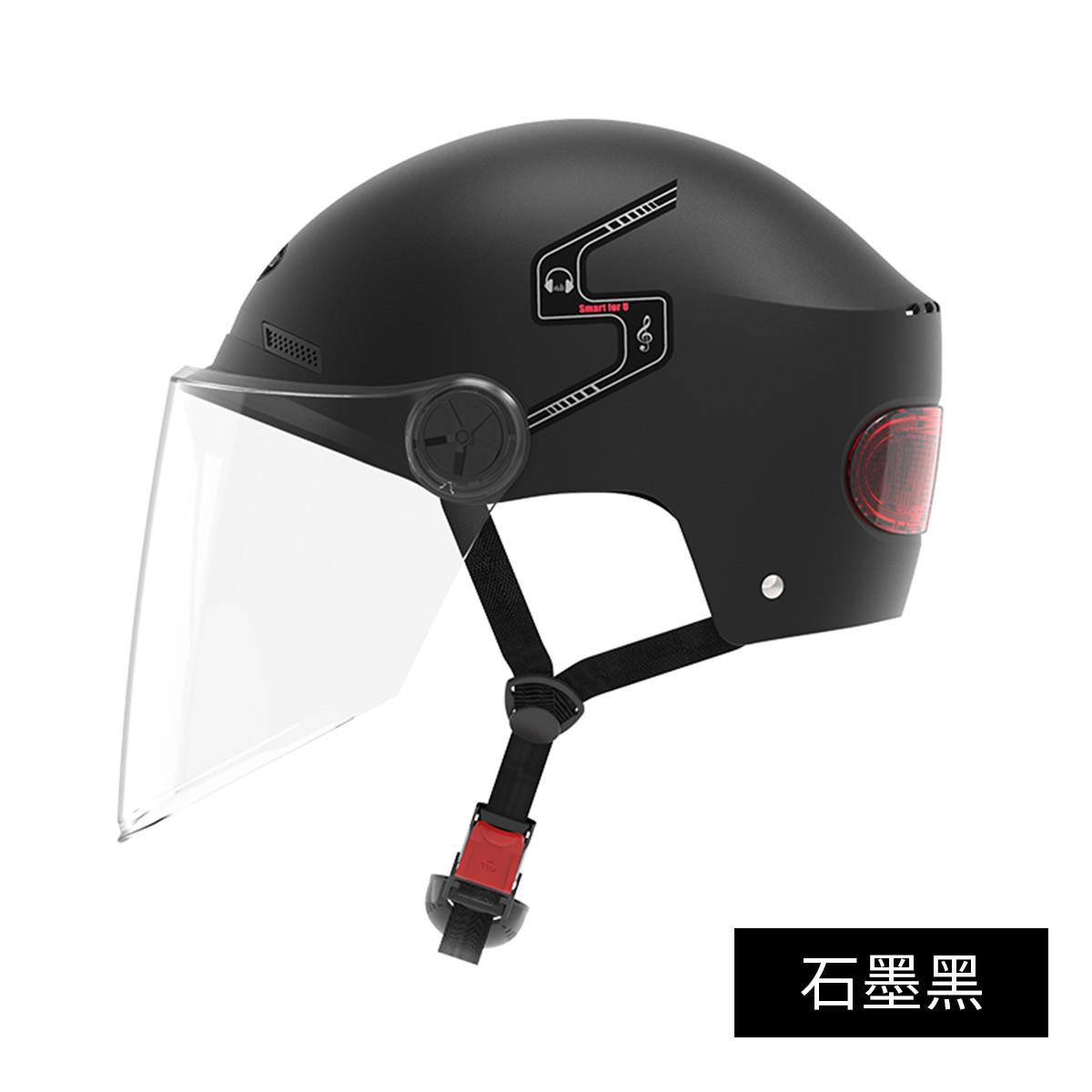永久 SMART4U骑行头盔男女学生平衡车山地自行车电动电瓶车装备安全帽