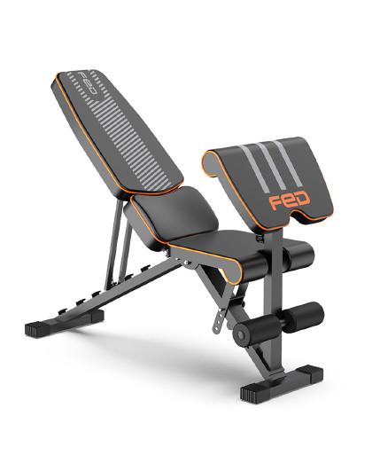 哑铃凳健身房专用器材家用多功能飞鸟卧推凳健身椅