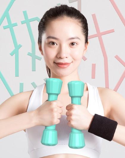 凯速 哑铃家用健身哑铃可调节重量双支装瘦胳膊塑形女士健身器材