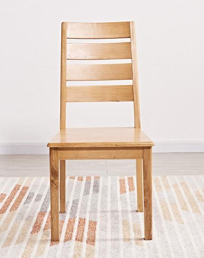 华谊 纯实木餐椅简约现代餐厅餐桌餐椅组合电脑椅办公椅书椅
