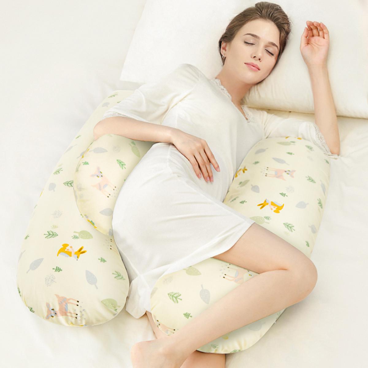 佳韵宝 多功能孕妇枕头孕妇护腰枕孕妇睡枕护腰托腹侧睡枕孕期睡觉神器