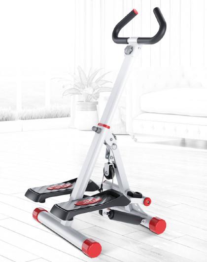 DDS 家用折叠静音踏步机减肥机登山机多功能瘦腰机瘦腿脚踏机健身器材