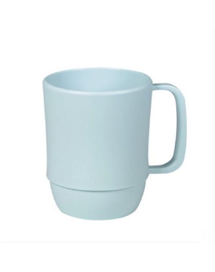 茶花 简约漱口杯家用刷牙杯家用情侣儿童牙刷杯单个装