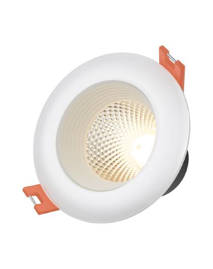 欧普照明 led筒灯2.5寸2寸照明可调色嵌入式筒灯