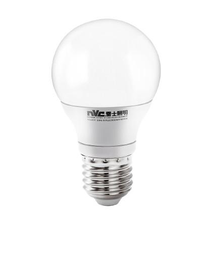 雷士 【2件起售】照明led大功率3W/5W/7W/9W球泡节能e27灯泡