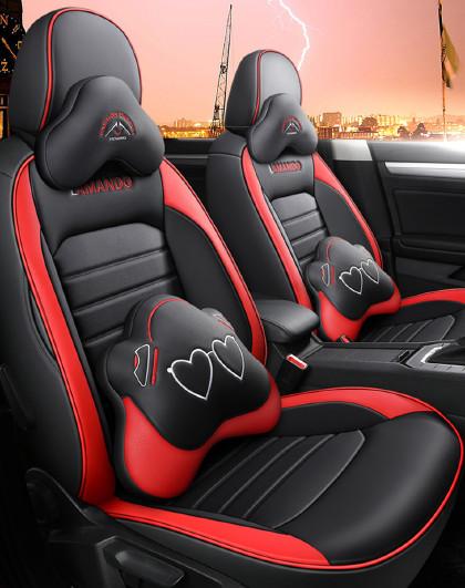 【大众凌渡】新款汽车坐垫全包围专车定制大众凌渡汽车坐垫座套
