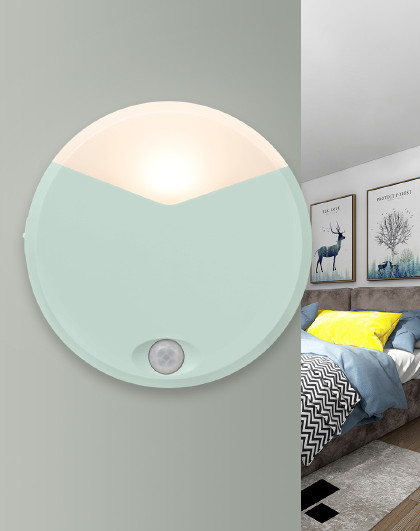 雷士 照明led光控梦幻小夜灯节能开关睡眠夜光小灯