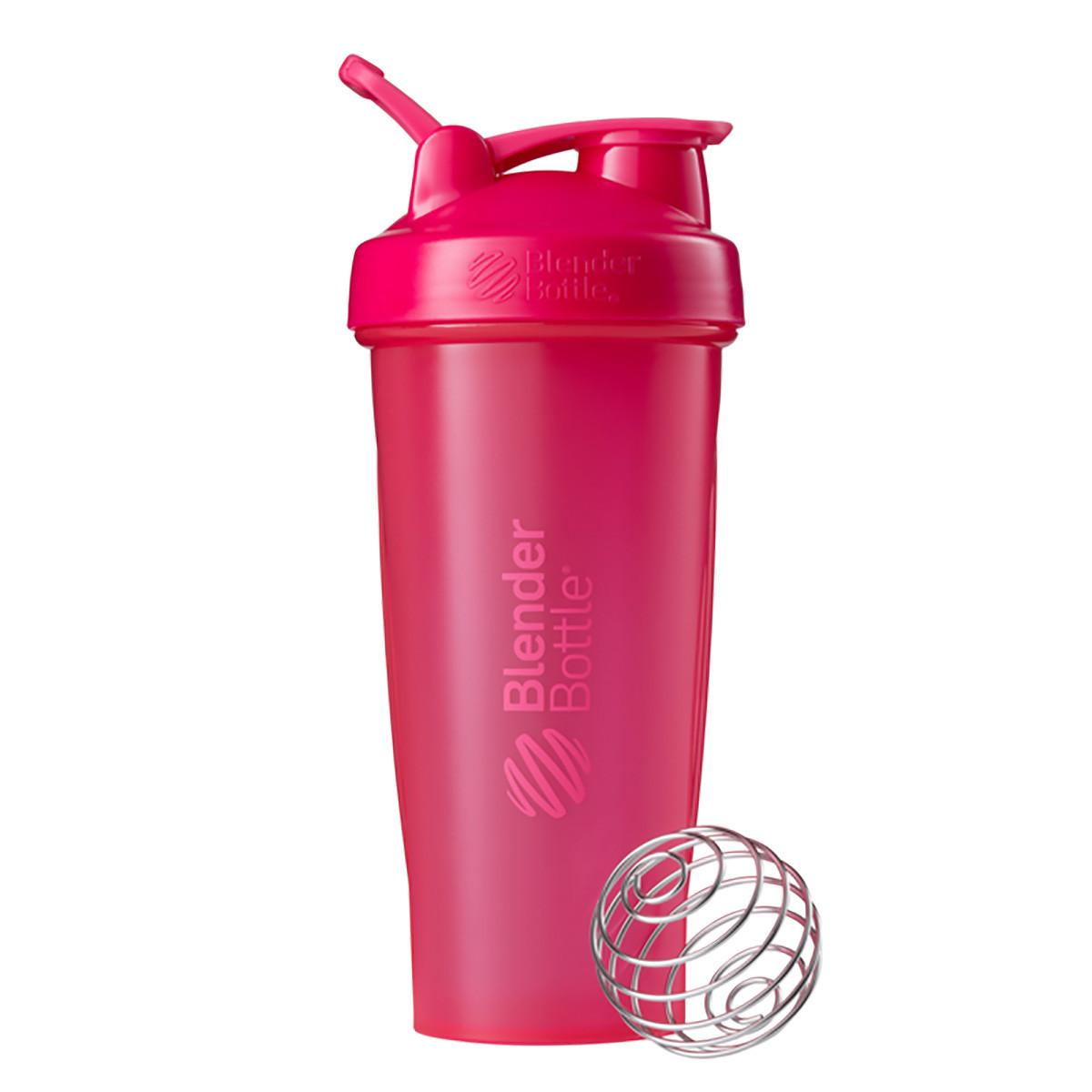 Blender Bottle 运动水壶摇摇杯经典款蛋白粉户外杯奶昔杯水杯运动杯28oz