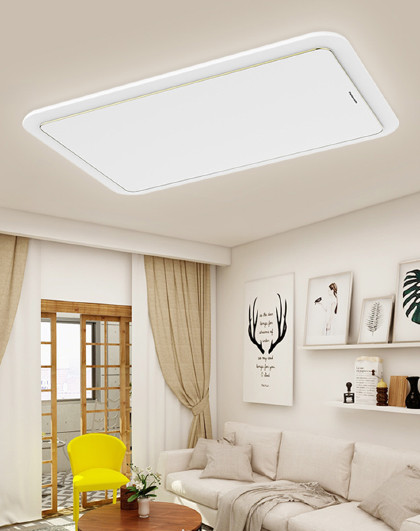 Panasonic 松下照明吸顶灯LED灯具客厅灯现代简约HHLAZ4019