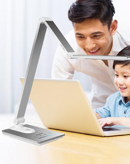 Panasonic 国AA级减蓝光学习阅读工作调光调色台灯 HHLT0616
