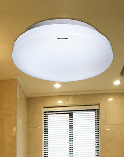 Panasonic 松下灯具led吸顶灯卫生间厨房阳台灯HHLA1057CW01