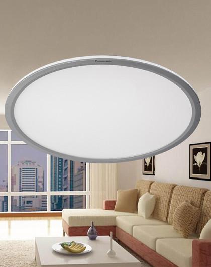 Panasonic 松下轻薄卧室吸顶灯面板书房灯led灯HHLA1706WS01