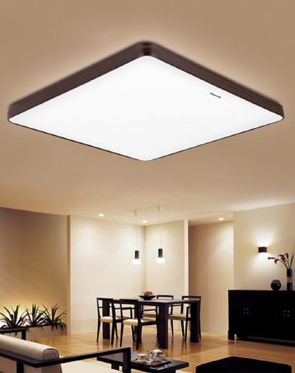 Panasonic 松下吸顶灯饰LED现代简约卧室客厅灯具HHLAZ1645S