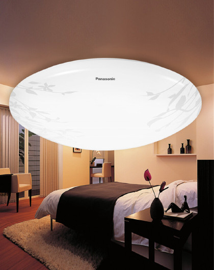 Panasonic 松下灯具led卧室书房吸顶灯具HHLA1624CBW01C