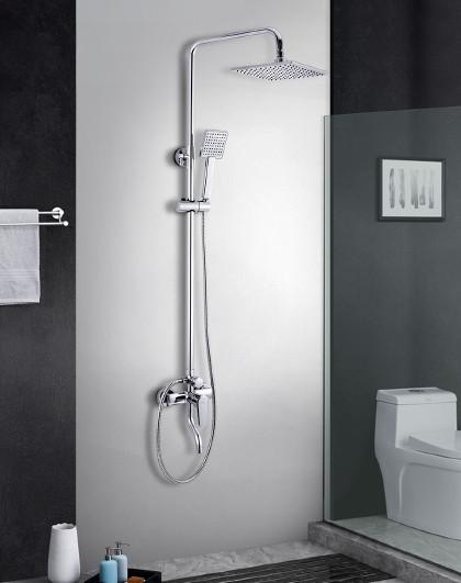 雷士 照明花洒淋浴器挂墙式多功能出水手持多档切换