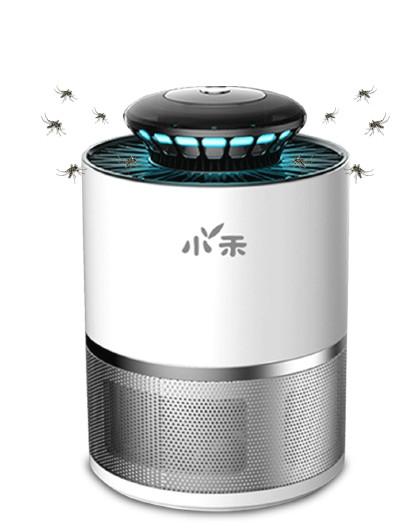 小禾 灭蚊灯家用卧室插电式灭蚊器捕蚊神器全自动母婴适用