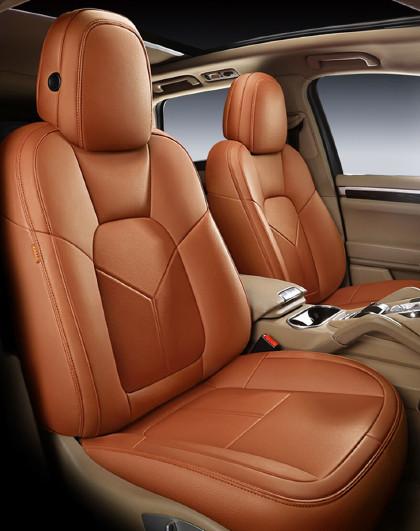 专用于保时捷卡宴汽车座套360度航空软包全包汽车座垫奔驰XC05