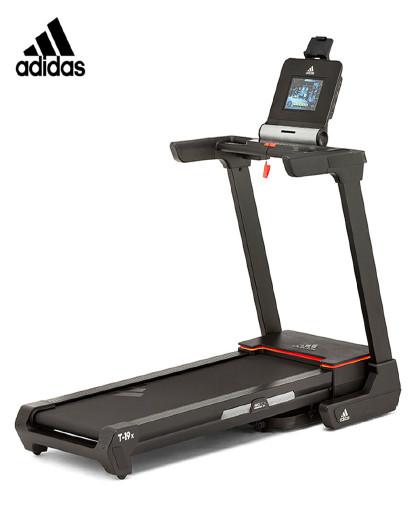 adidas 阿迪达斯跑步机可折叠T19X彩屏升级款智能跑步机