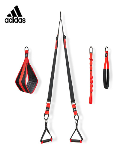 adidas Adidas阿迪达斯吊环体操训练引体向上脊椎牵引健身器材