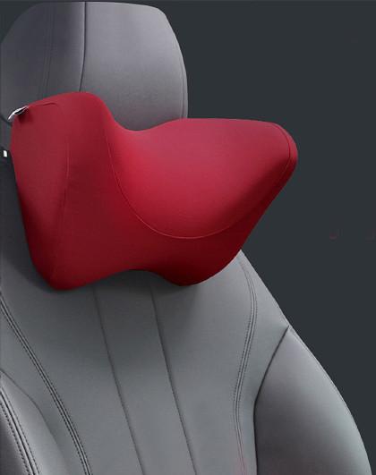 汽车头枕护颈枕用品脖子靠枕颈部颈椎枕头午睡午休枕车内装饰品