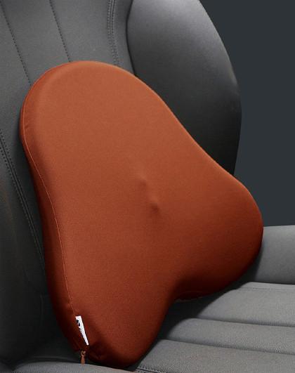 Mubo 汽车头枕腰靠护腰记忆棉靠垫腰垫座椅腰枕司机车用车载 腰靠