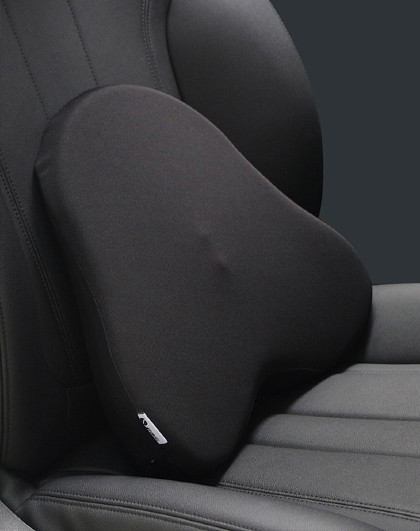 汽车头枕腰靠护腰记忆棉靠垫腰垫座椅腰枕司机车用车载 腰靠