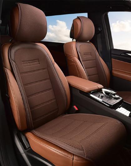 **汽车坐垫专车订制车座垫套新款适用于奔驰宝马路虎迈腾奥迪