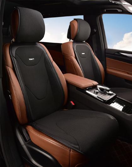 汽车座垫四季车座套专车订制汽车座垫适用于宝马路虎大众