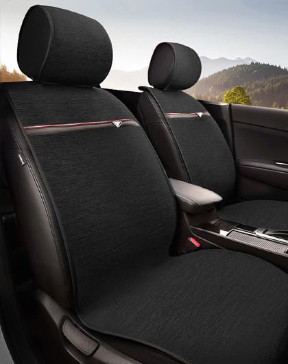 汽车坐垫四季通用透气座垫适用于奥迪Q5a4l迈腾帕萨特卡罗拉