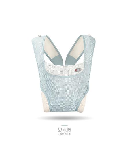 婴儿背带前后抱式多功能轻便四季幼儿两用X型初生娃简易外出神器