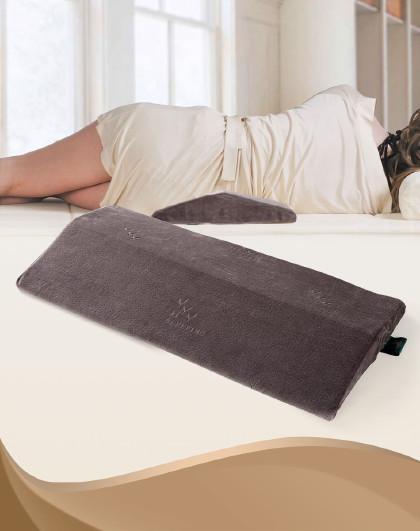 博洋家纺出品喜布诺减压护腰慢回弹记忆绵加长版孕妇减压腰枕靠垫