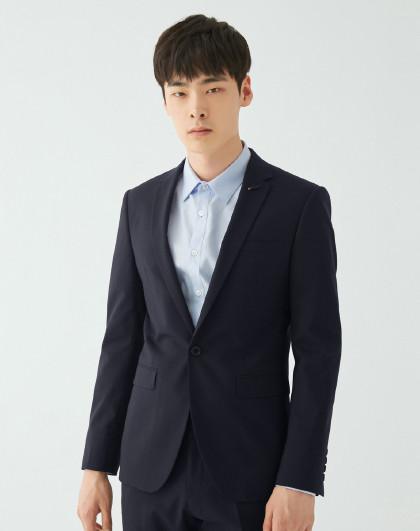GXG 2020年春季新款男款简约商务休闲西装(上装)