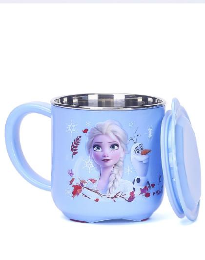 儿童不锈钢水杯牛奶杯杯盖