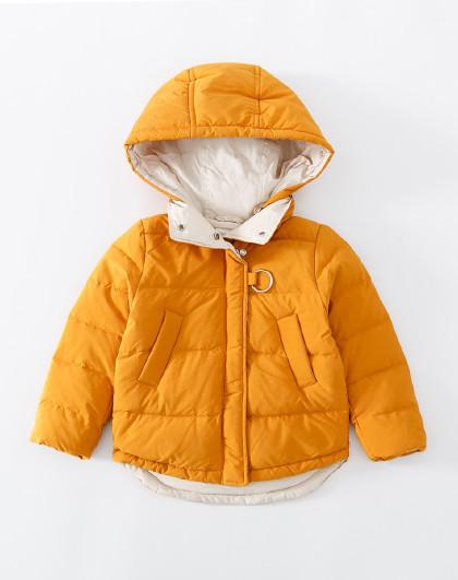 南极人 儿童羽绒服2019新款中性童羽绒服时尚保暖新款外套