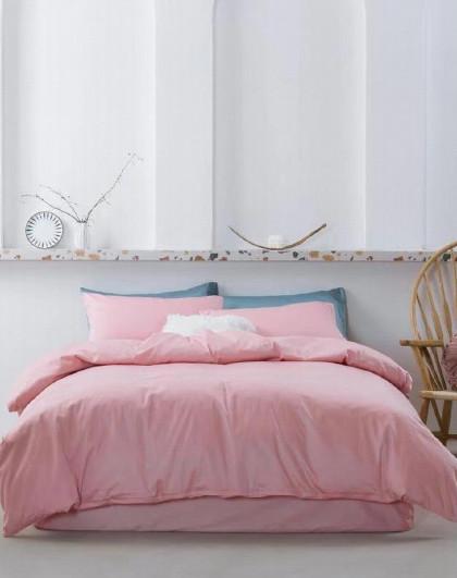 60S双面新疆长绒棉床上套件床上用品全棉纯棉贡缎四件套