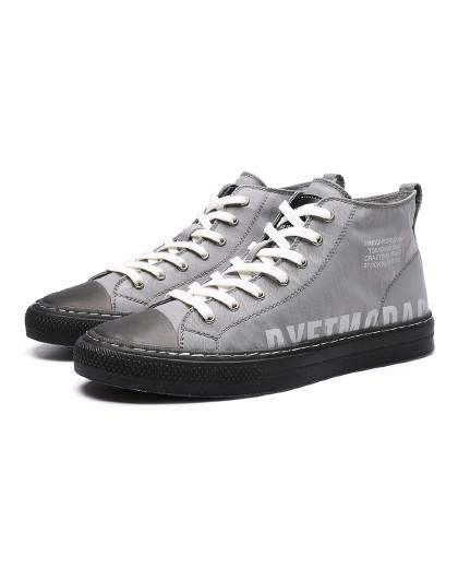 红蜻蜓 男鞋2020年春季新款韩版潮流男士休闲鞋高帮帆布鞋男