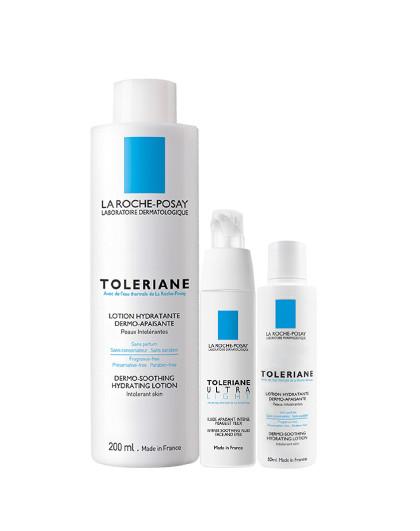 La Roche-Posay 理肤泉安心舒敏套装R 舒缓修护敏感肌可用 法国原装进口