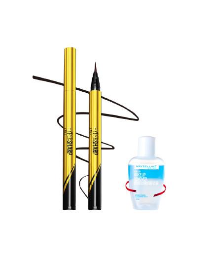 【加享眼唇卸】小金笔眼线笔 极细防水防汗眼线液速干