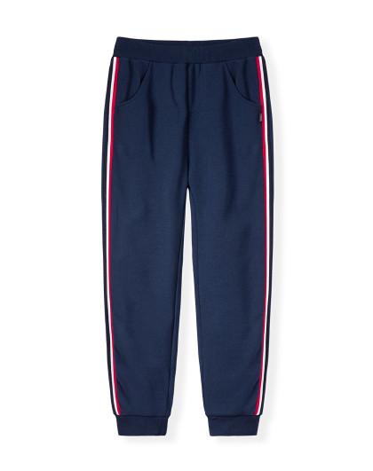 童装男童春装新款针织长裤