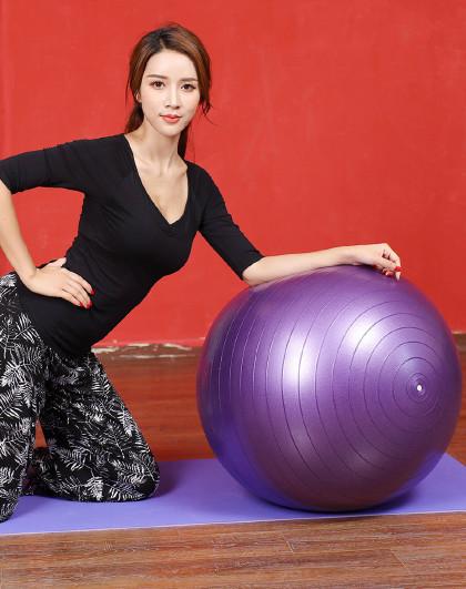 健身防爆 中性款65cm瑜伽球 安全方便
