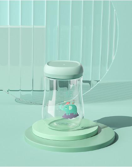 Tritan母乳保鲜瓶储奶瓶非储奶袋储奶杯280ML搭配吸奶器使用