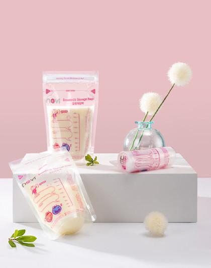 新贝 储奶袋60片装母乳保鲜袋奶水储奶袋存奶袋储奶包 8988