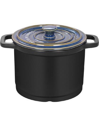 炊大皇 尚味系列2.5L陶瓷汤锅 耐热煲汤熬药煮粥焖饭陶瓷煲