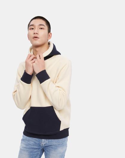 Gap男装碳素软磨卫衣男秋冬新款潮流运动上衣