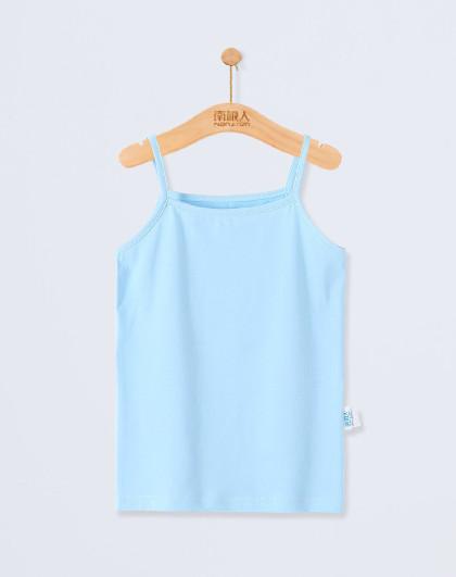 南极人 夏季新款女童背心/吊带衫棉质高弹舒适女童吊带背心