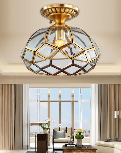 雷士 照明美式吸顶灯现代卧室简约客厅餐厅灯具奢华LED灯饰家用