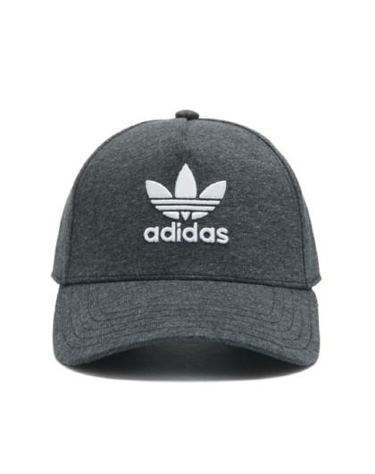 adidas 三叶草运动休闲街头棒球帽大logo鸭舌帽棒球帽帽子
